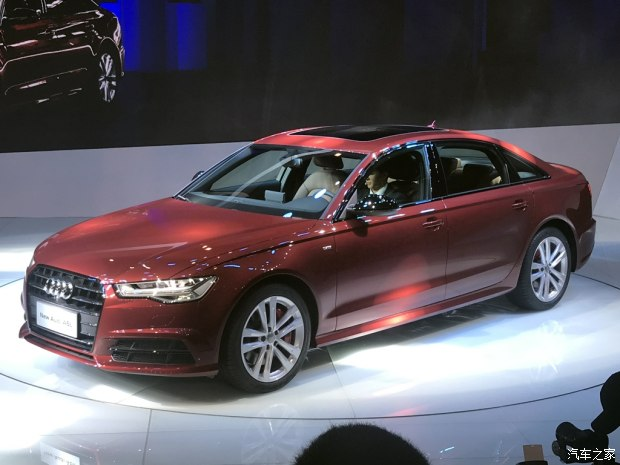 新款奥迪A6系列售40.60万起-汽车氪