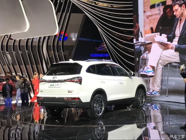 江淮瑞风S7正式亮相 预售价10.98-15.18万-车神网