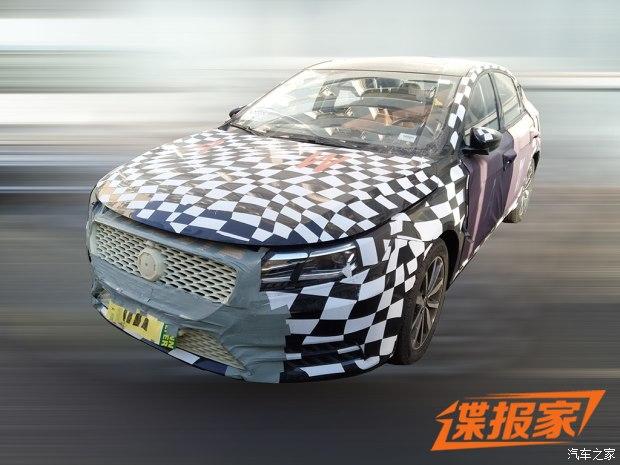 荣威Ei6/MG新车等 上汽2017年新车展望-汽车氪