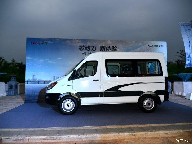 江淮星锐正式上市 售价11.57-20.07万-汽车氪