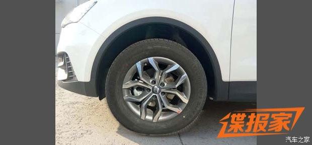 降低门槛 宝沃BX5 1.4T车型将于7月上市-车神网