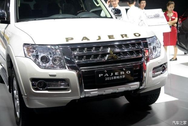 新款帕杰罗正式上市 售价36.98-42.98万元-汽车氪