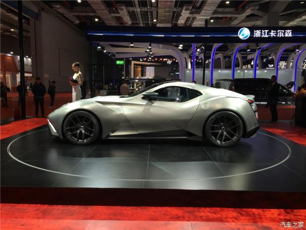 意大利Vulcano Titanium售6680万元-汽车氪