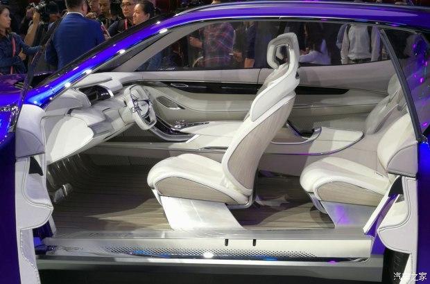 量产版2018年上市 荣威Vision-E概念车-车神网