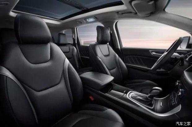 售30.68万起 福特锐界两款新车型上市-车神网