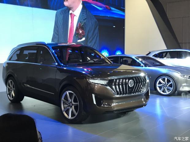 增程式电动车 正道K750全球首次发布-汽车氪