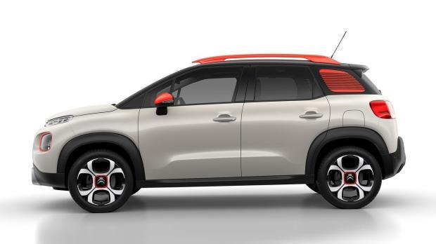 2018年国产 雪铁龙C3 AIRCROSS官图发布-车神网