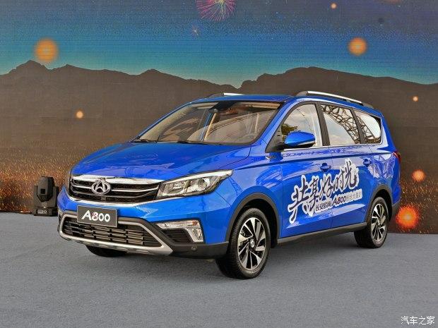 售5.99-11.99万元 欧尚A800正式上市-汽车氪