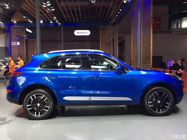 售16.88万元 众泰SR9极致之巅版上市-汽车氪
