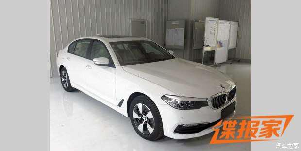 新X3将加长国产 华晨宝马三款新车计划-汽车氪