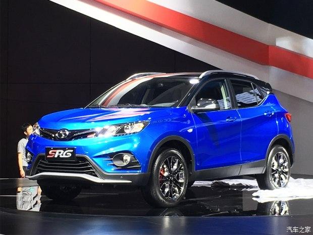 东南DX3 SRG上市 售价8.89- 10.39万-车神网
