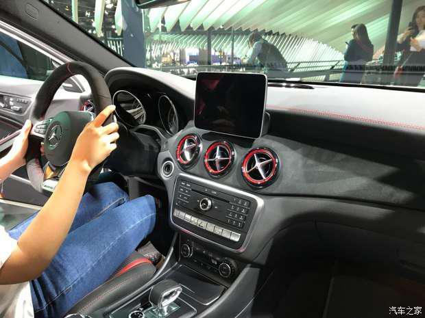 售57.90万元 新款AMG GLA 45正式上市-汽车氪
