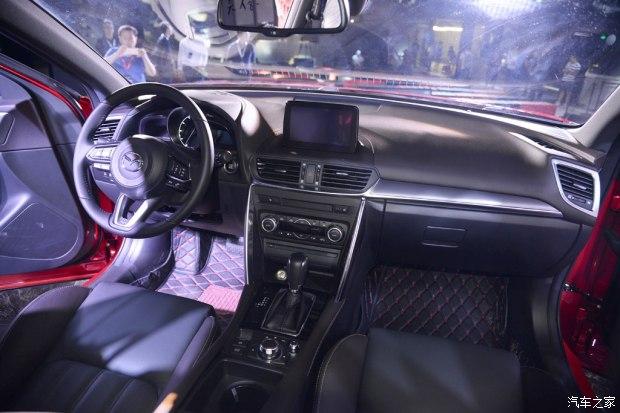 售14.08-21.58万 2018款马自达CX-4上市-汽车氪