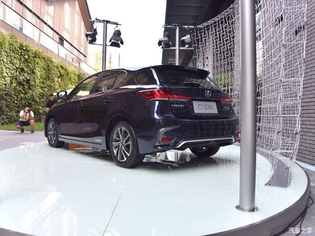 售22.90-29.90万元 新款CT200h正式上市-汽车氪