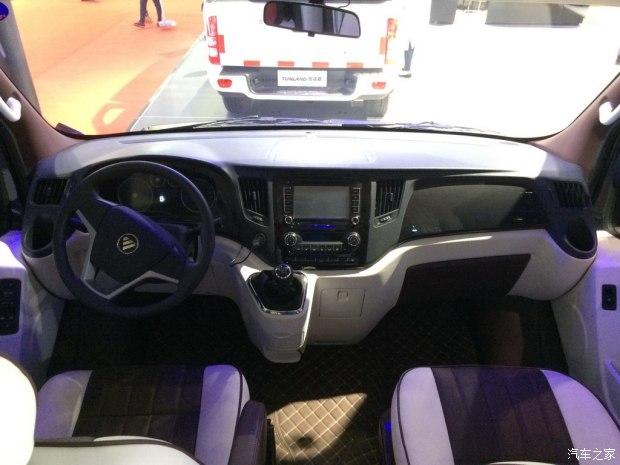 图雅诺商旅版高顶上市 售价19.58万-汽车氪