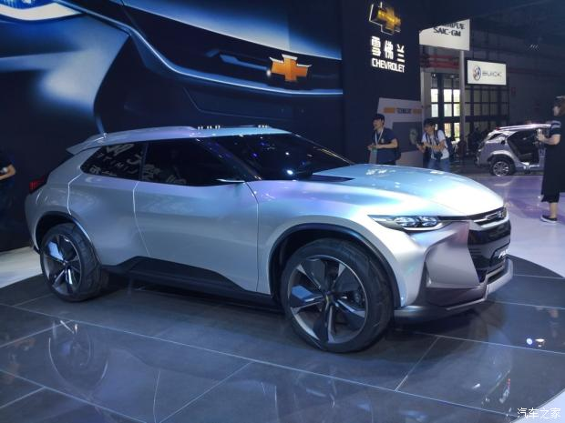 雪佛兰FNR-X概念车全球首次亮相-车神网