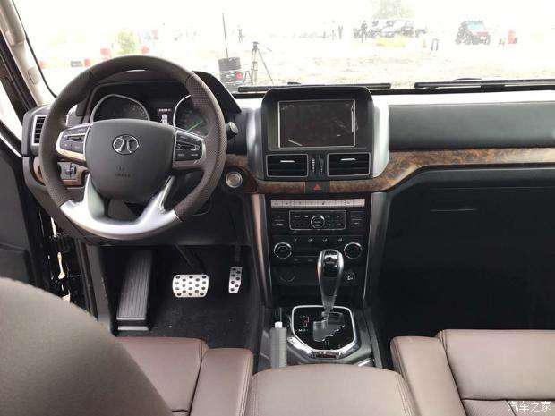 售16.98万起 北京BJ40L/BJ80特别版上市-车神网