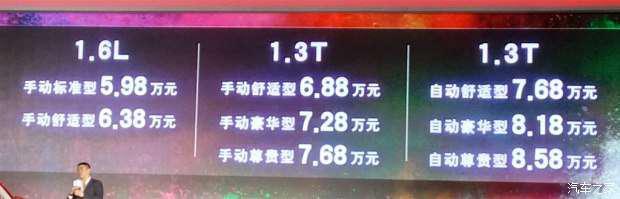 北汽幻速S5正式上市 售5.98-8.58万元-汽车氪