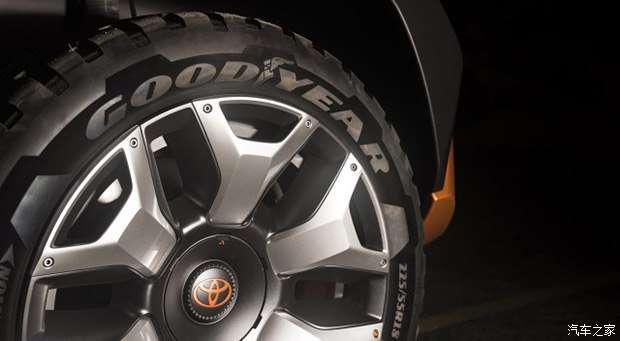 纽约车展亮相 丰田FT-4X概念车预告图-汽车氪