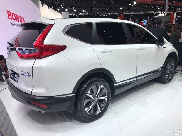 1.5T/混动版一起来 国产新CR-V 7月上市-车神网
