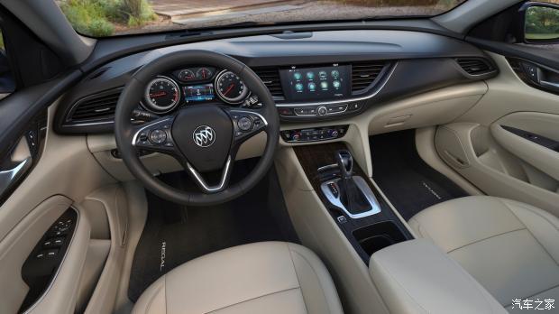 4月19日发布国产版 别克新君威家族首发-汽车氪