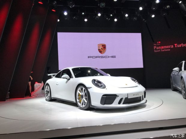 保时捷新款911 GT3国内首发 售价202.8万-汽车氪