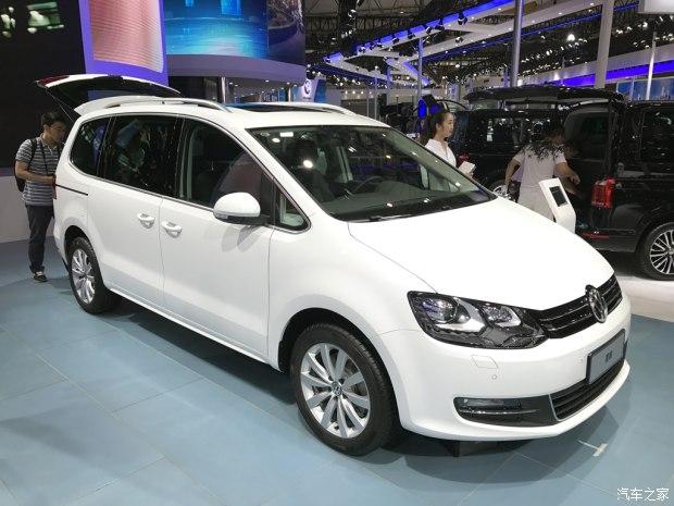 进口大众新款夏朗上市 售价26.98-37.68万-汽车氪