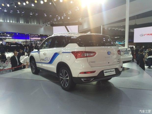 广汽传祺GS4 PHEV首发 年内上市-车神网