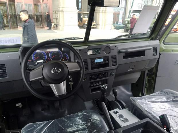北汽新款勇士正式上市 售13-18万元-汽车氪