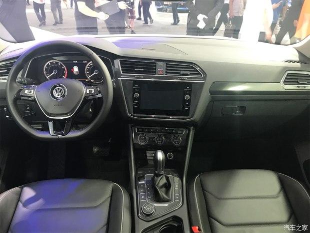 2018款大众Tiguan上市 售价26.28-39.18万-车神网