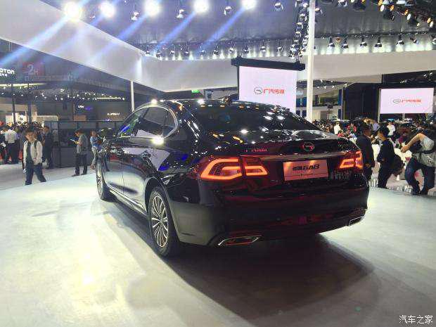 2017款传祺GA8上市 售14.98-25.98万-车神网