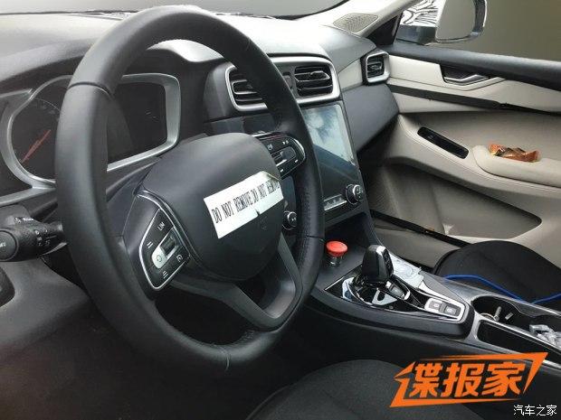 准量产车 LYNK&CO 01 4月16日中国首秀-车神网