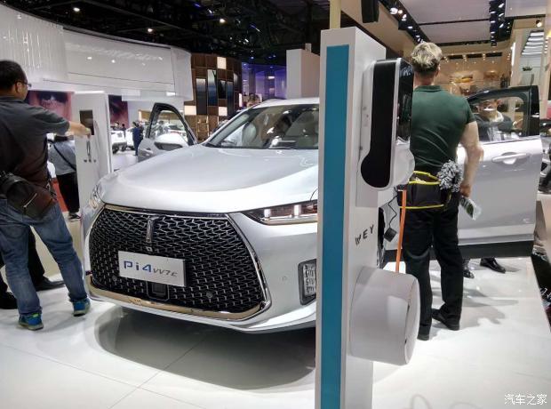 或年底前上市 VV7混动版申报信息曝光-汽车氪