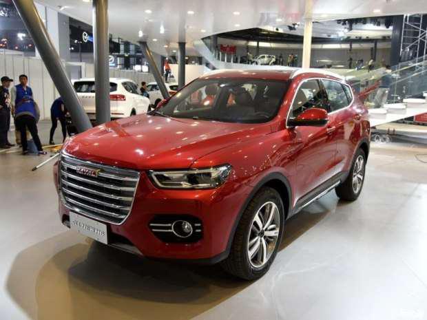 长城哈弗H6上市 售价11.88-14.68万-汽车氪