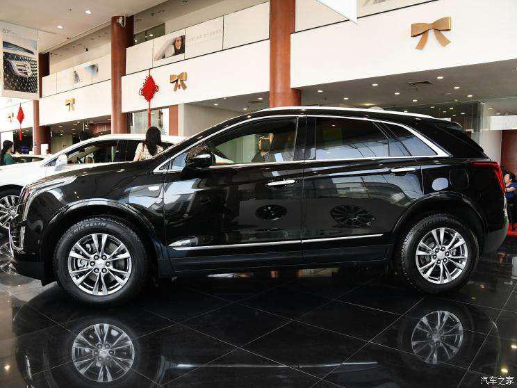 上汽通用凯迪拉克 凯迪拉克XT5 2019款 28T 两驱豪华版