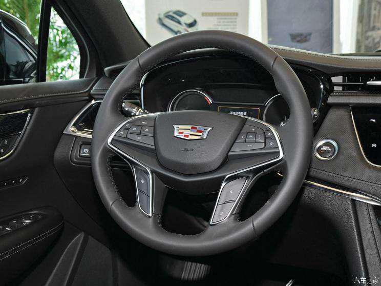 上汽通用凯迪拉克 凯迪拉克XT5 2019款 28T 豪华型