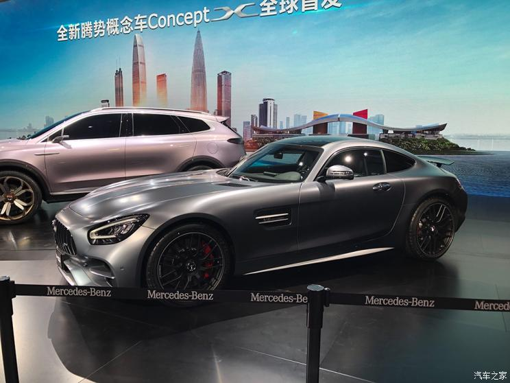 新款AMG GT家族上市 售价131.88-182.68万-汽车氪