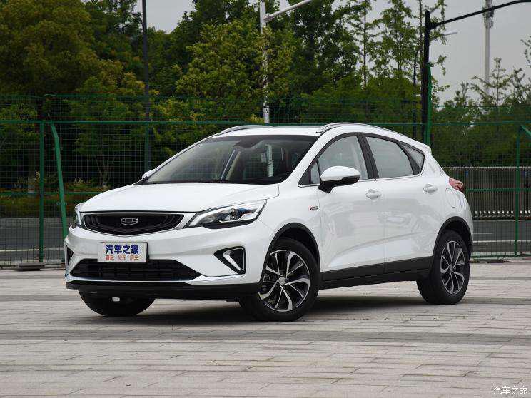吉利汽车 帝豪GS 2019款 1.4T CVT雅