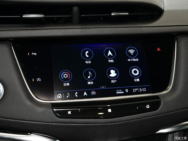 上汽通用凱迪拉克 凱迪拉克XT5 2019款 28T 豪華型