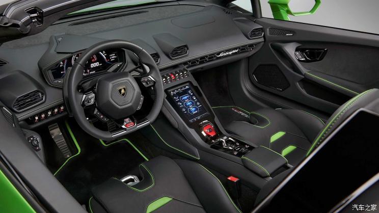 365.00万 Huracán EVO Spyder售价公布-汽车氪