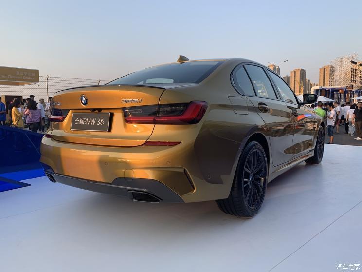 售31.39-36.39万元 新一代宝马3系上市-汽车氪