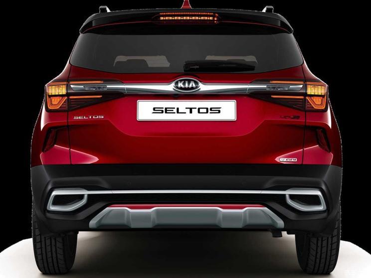 起亞(進口) Seltos 2020款 基本型