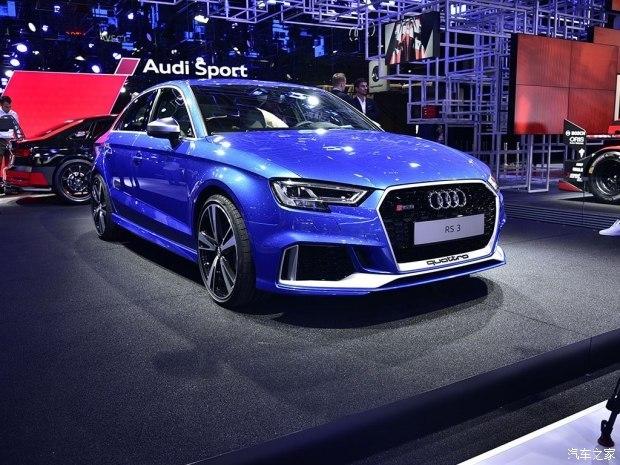 官方证实 奥迪Sport将推6款全新RS车型-车神网
