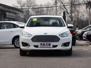 新款福睿斯正式上市 售9.68-12.23万元-汽车氪