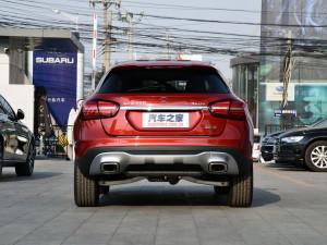北京奔驰 奔驰GLA 2017款 GLA 220 4MATIC 豪华型