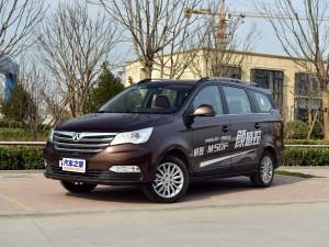 北京汽车 北汽威旺M50F 2017款 1.5L 豪华型