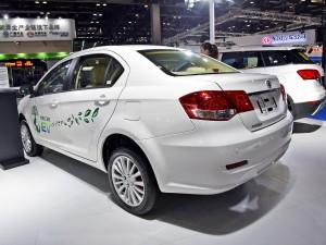 补贴后售6.98-7.98万元 长城C30EV上市-汽车氪
