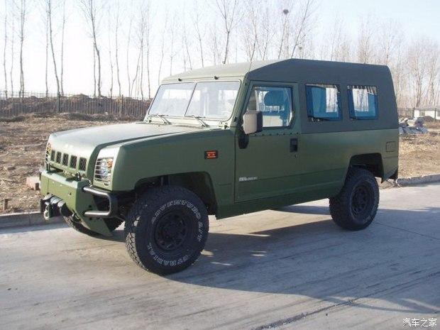 北京汽车制造厂 勇士 2008款 3.0T 三门四驱柴油版