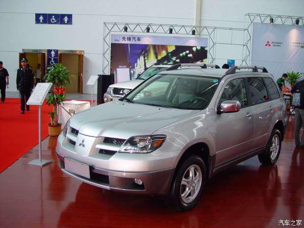 北京吉普 欧蓝德经典 2005款 2.4L 手动两驱运动型