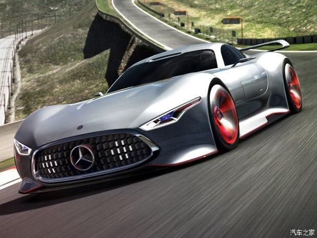 梅赛德斯-AMG Vision 2014款 Gran Turismo Racing Series